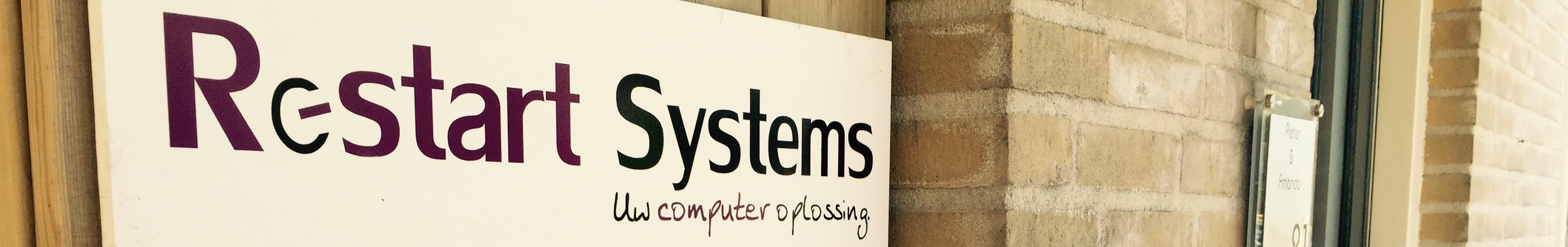 Slider restart systems